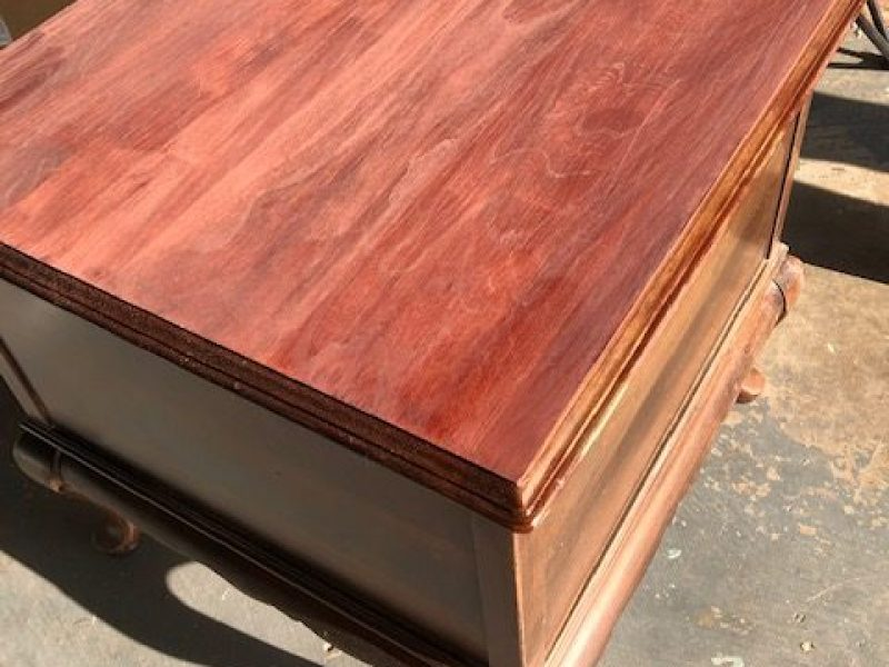 chest-sanded